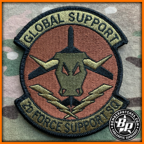 2nd Bomb Wing 2nd Force Support Squadron - Global Support OCP, Barksdale AFB