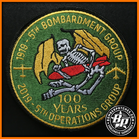 5th Bomb Group 100th Anniversary