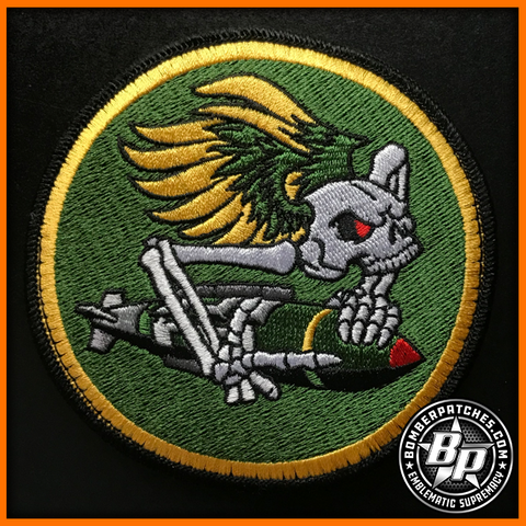 5th Bomb Group Friday Patch