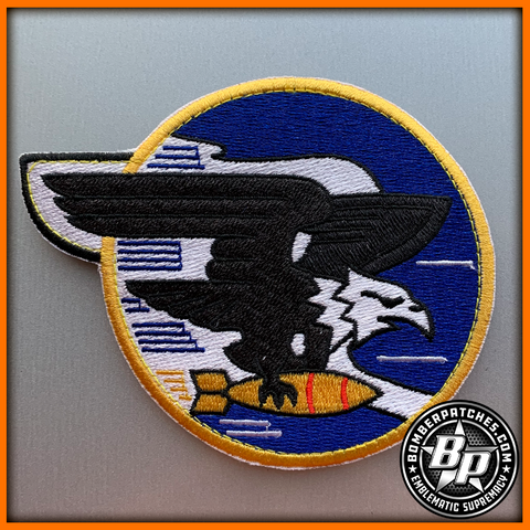 69th Bomb Squadron Heritage Friday Embroidered