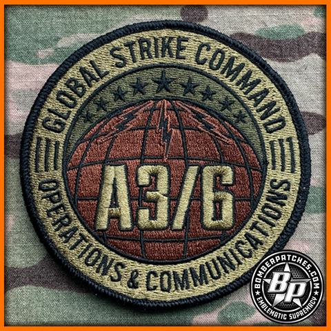 Air Force Global Strike Command A3/6 OCP