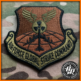 "AIR FORCE GLOBAL STRIKE COMMAND MORALE ""FRIDAY"" B-52 PATCH - OCP"