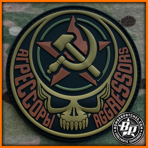 Aggressor Morale Patch, Deadhead OCP