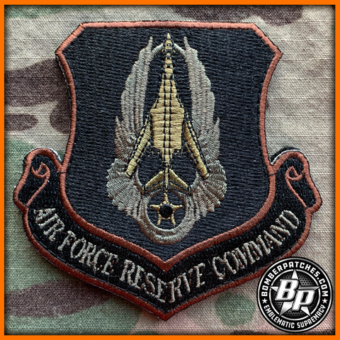 B-1 Air Force Reserve Command Morale Patch, OCP