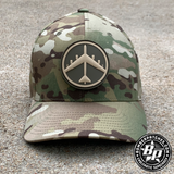 B-52 Hat Patch Desert