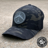 B-52 Hat Patch Gray