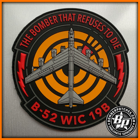 "B-52 Weapons School WIC Class 19B ""The Bomber That Refuses To Die"", Barksdale AFB"
