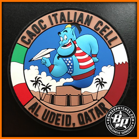 Italian Cell, Combined Air Operations Center, Al Udeied AB