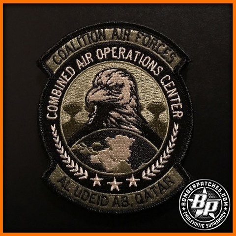 CAOC (COMBINED AIR OPERATIONS CENTER) PATCH OCP