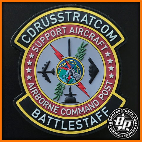 COMMANDER USSTRATCOM BATTLE STAFF, AIRBORNE COMMAND POST, OFFUTT AFB E-6B Mercury