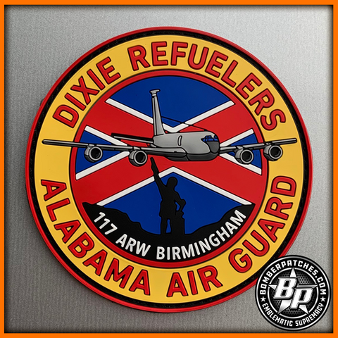 117th Air Refueling Wing Alabama Air Guard