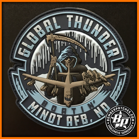Global Thunder 2018, Minot Air Force Base, B-52