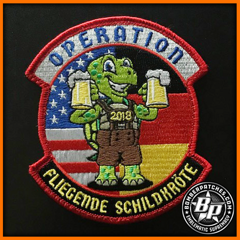 "701st Airlift Squadron ""Operation Flying Turtle"" 2018"