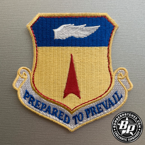 36TH WING PACAF SUBDUED PATCH Color
