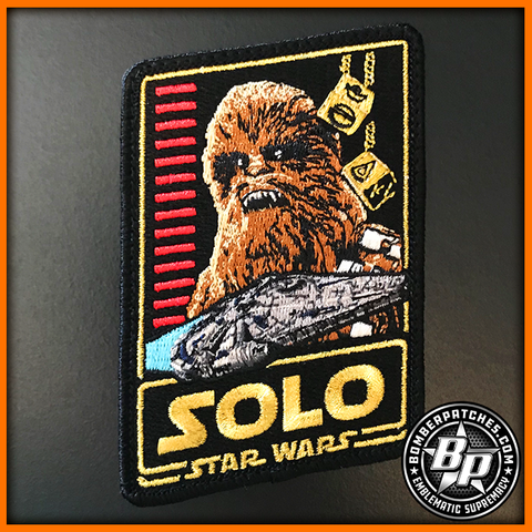 SOLO - A Star Wars Story Morale Patch