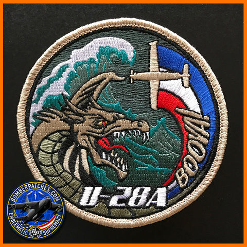 U-28A BOOYA! MORALE PATCH