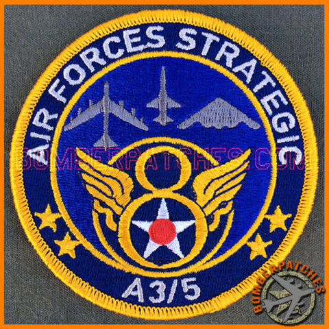 AIR FORCE GLOBAL STRIKE COMMAND A3/5 PATCH