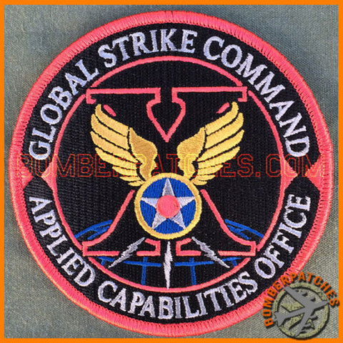 AIR FORCE GLOBAL STRIKE COMMAND APPLIED CAPABILITIES OFFICE