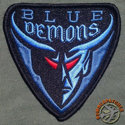 E-4B NIGHTWATCH NAOC Patch, Team 1 Blue Demons
