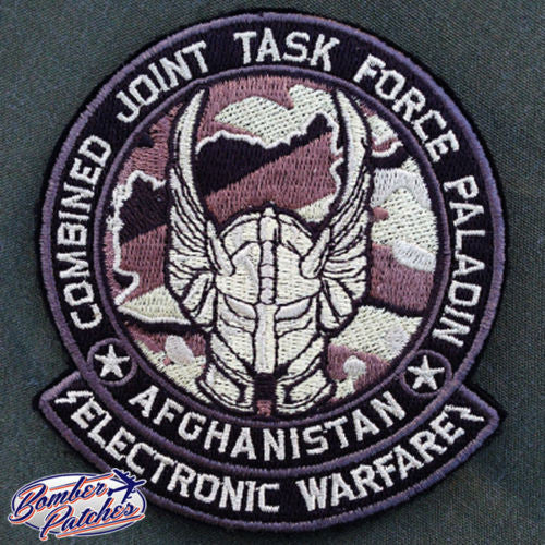 Combined Joint Task Force Paladin Patch Electronic