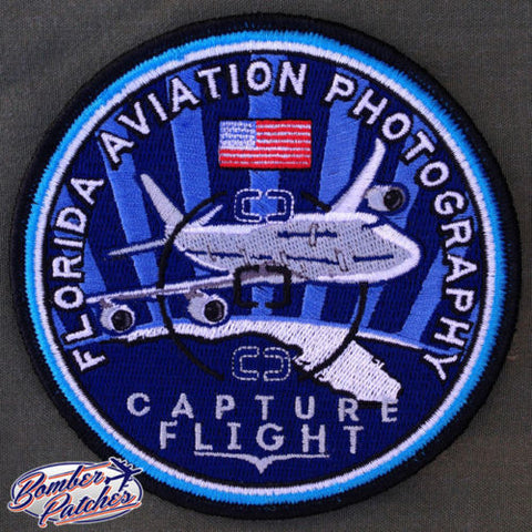 Florida Aviation Photography Official Patch