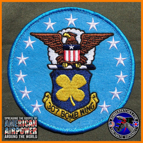 307th BOMB WING HERITAGE PATCH, KOREAN HERITAGE
