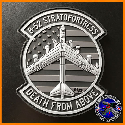 "B-52H Stratofortress ""Death From Above"" Morale Patch"
