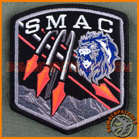 608th AOC Standoff Munitions Cell Patch