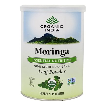 Organic India Moringa Leaf Powder 226g