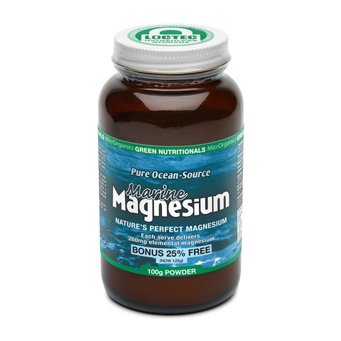 GREEN NUTRITIONAL Marine Magnesium 100g