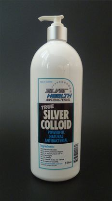 Silver Health Pure Silver Colloid 1L
