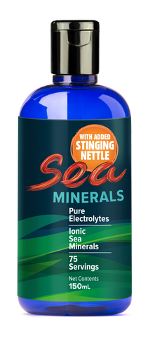 Genesis Liquid Ionic Sea Minerals Stinging Nettle 150ml