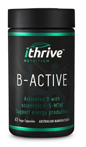 ithrive B-Active 62 capsules
