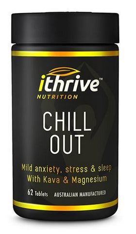 ithrive Chill Out 31 tablets