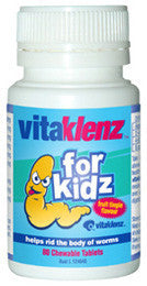 Vitaklenz For Kids 80 Chewable Tablets