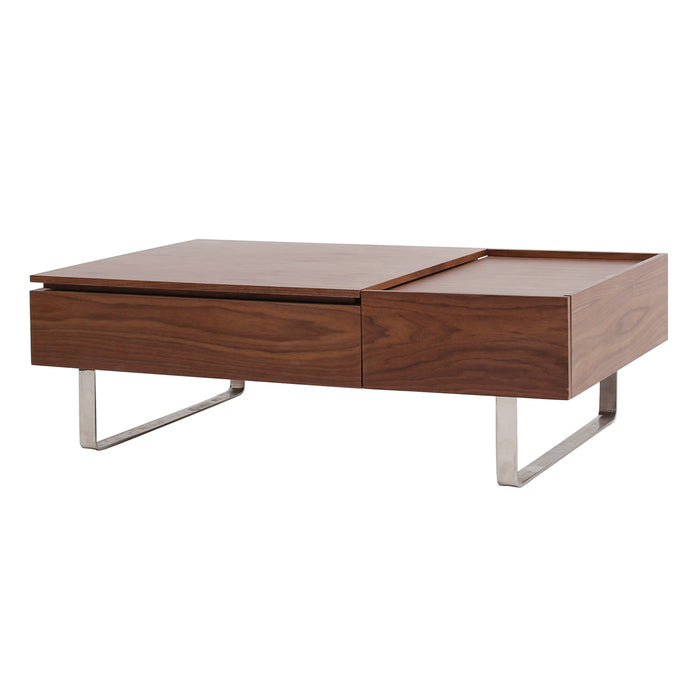 Denzel Rectangular Lift-Top Coffee Table by New Pacific Direct - 1030002