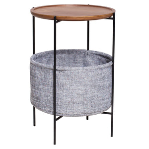 Olson End Table by New Pacific Direct - 1030007