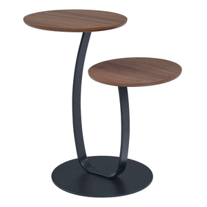 Clive End Table by New Pacific Direct - 1030018