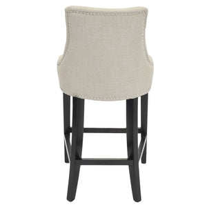 Charlotte Fabric Counter Stool by New Pacific Direct - 108526