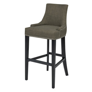 Charlotte Fabric Bar Stool by New Pacific Direct - 108530