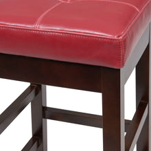 Valencia Backless Bicast Leather Counter Stool by New Pacific Direct - 108627