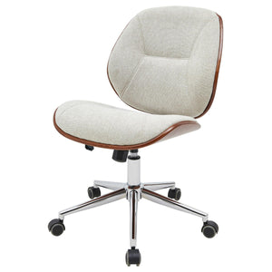 Shaun Fabric Bamboo Office Chair by New Pacific Direct - 1160032