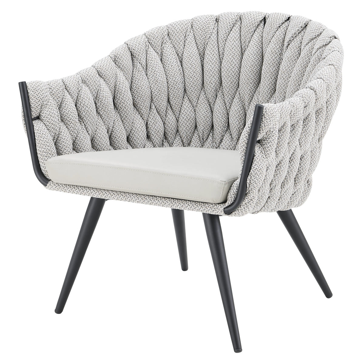 Fabian Accent Chair by New Pacific Direct - 1240007-5006