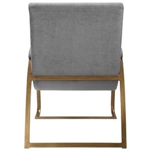 Liam Fabric Accent Chair by New Pacific Direct - 1250006-394