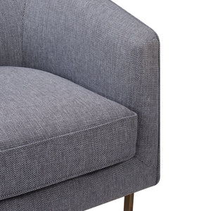 Harrod Fabric Accent Chair by New Pacific Direct - 1250007-395