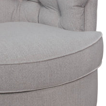 Priscille Fabric Swivel Accent Chair by New Pacific Direct - 1250012