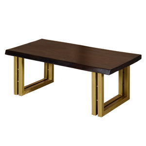 Pullman Live Edge Coffee Table by New Pacific Direct - 1280003