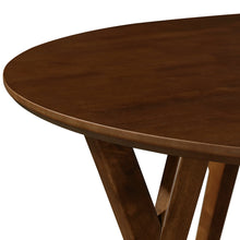 Benjamin Round Dining Table by New Pacific Direct - 1320001