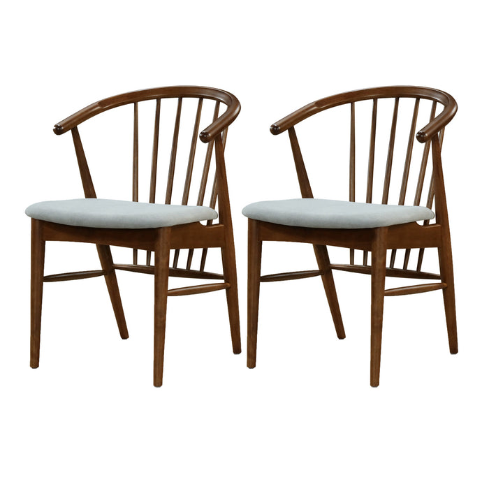 Harry Dining Chair - Set of 2 by New Pacific Direct - 1320002-501