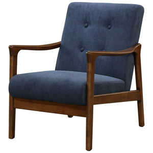 Nicholas Arm Chair by New Pacific Direct - 1320003-502